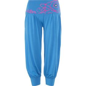E9 W's Luna 3/4 Pants cobalt-blue